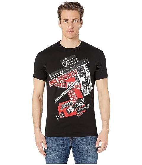 DSQUARED2 Punk Against Cool Fit T-Shirt