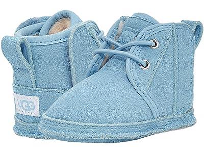 UGG Kids Baby Neumel (Infant/Toddler) (Blue Horizon) Kid
