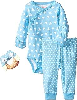 Skiphop Baby Boys 'Pop Prints Playwear Set-Triangles