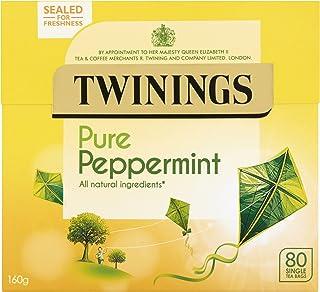 Twinings Pure Peppermint - 80 Tea Bags
