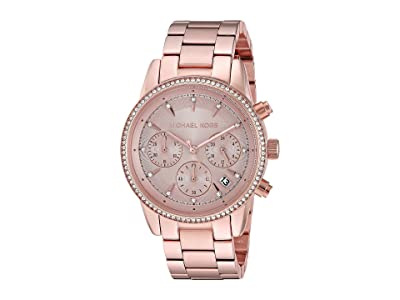 Michael Kors MK6357 Ritz (Gold) Watches