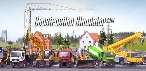 『Construction Simulator 2014 (Kindle Tablet Edition)』のトップ画像