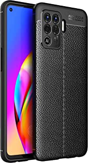BAIDIYU Case for Oppo A94, Anti Scratch, Slim Shockproof TPU Bumper Cover Flexible Protective, Phone Case for Oppo A94.(Bl...