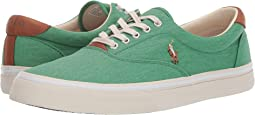 Life Boat Green Washed Twill