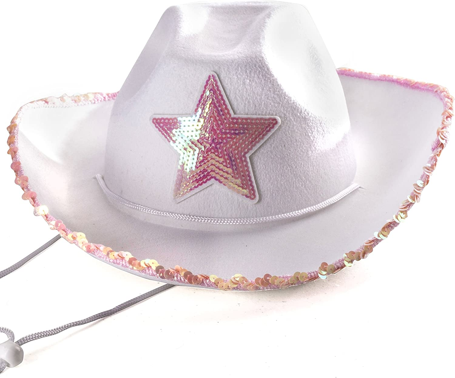 Funny Party Hats Cowboy Hat for Women - Cowgirl Hat - Cowgirl Costume Hat