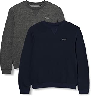 Crosshatch Men's Traymax Crew Sweatshirt