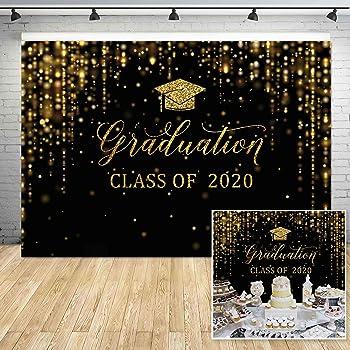 Amazon Com 2020 Graduation Backdrop For Photography Class Of 2020 Congrats Grad Decorations Photo Booth Props Camera Photo