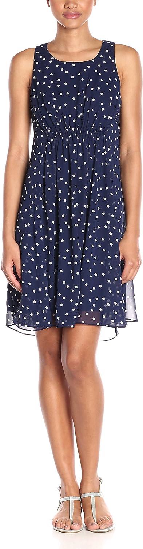 Taylor Dresses Women's Chiffon Dot