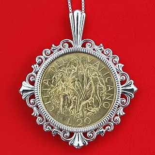 1989 coin necklace