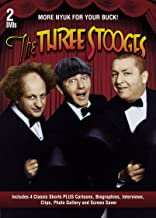 THREE STOOGES: MORE NYUK FOR YOUR BUCK!
