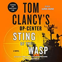Tom Clancy's Op-Center: Sting of the Wasp: A Novel