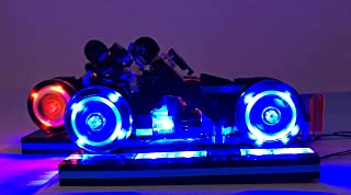 brickled Lighting kit for Lego Ideas TRON Legacy 21314 ( Lego Set not Included)