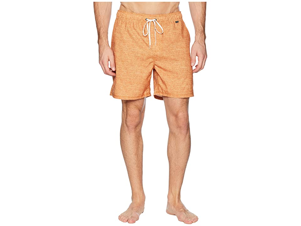 Hurley Heather Volley Shorts 17 (Monarch) Men