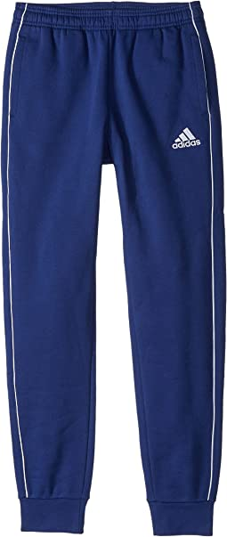 adidas Kids Core 18 Sweatpants (Little Kids/Big Kids)
