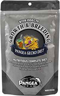 Pangea Gecko Diet Growth and Breeding Formula