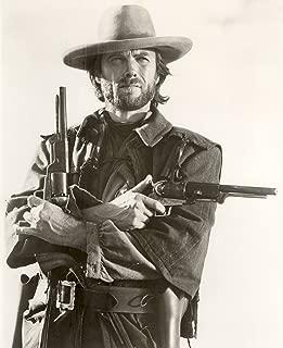 Clint Eastwood Photo Cowboy Western Hollywood Movie Star Photos 8x10