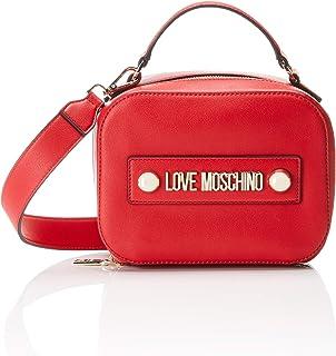 Love Moschino Women's Borsa Soft Grain Pu Top-Handle Bag