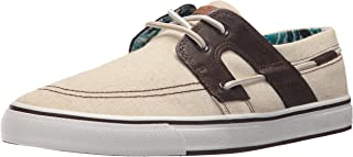 Tommy Bahama Men's Stripe Breaker Boat Shoe,