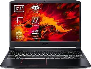 """Acer Nitro 5 AN517-52 - Portátil Gaming 17.3"""" FullHD (Intel Core i7-10750H, 16B RAM, 1TB SSD, Nvidia GTX1660Ti-6GB, Sin SO..."""