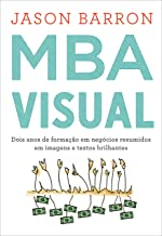 MBA Visual - Dois anos de formacao em negocios resumidos em imagens e textos brilhantes (Em Portugues do Brasil)