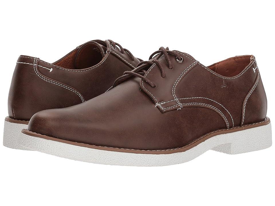 Deer Stags Gorham Comfort Oxford (Dark Brown Oiled) Men