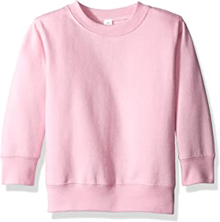Baby Girls' Little (2-7) Apparel Toddler's Fleece Sweatshirt
