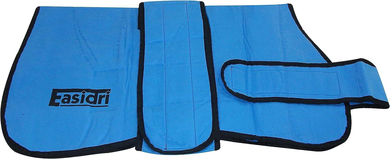 /Coperta rinfrescante per Cani//Gilet//easidri Cooling Coat/ William Hunter / /Taglia XS di Raffreddamento Ampio Dorso 31/cm Lunghezza
