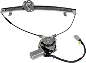 Dorman 741-300 Front Driver Side Power Window Regulator and Motor Assembly for Select Honda Models