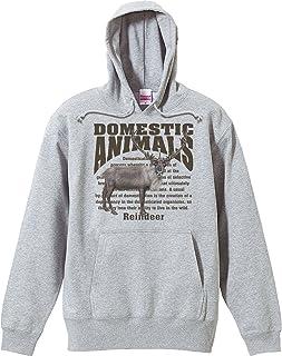 エムワイディエス(MYDS) トナカイ/飼育 動物・家畜/パーカー