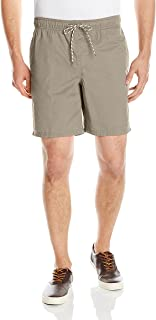 woven chino shorts