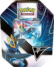 Pokémon Pokébox Mai 2021-Tyranocif-V ou Pingoléon-V (Modèle aléatoire) -Jeu de Cartes à Jouer et à Collectionner, POB40