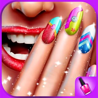 Candy Nail Art Salon - Sweet Spa Fashion Makeover for Girls