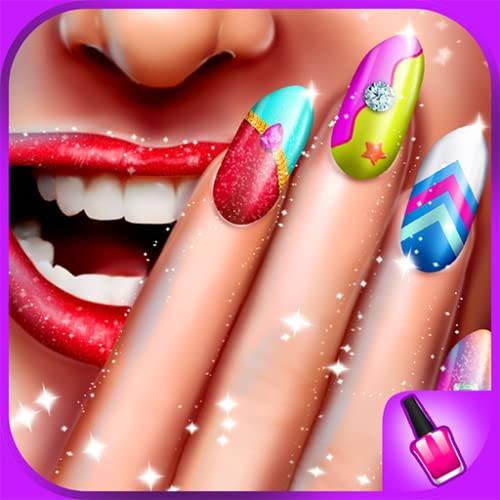 Candy Nail Art Salon - Süßes Spa Fashion Makeover für Mädchen