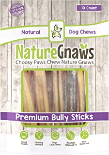 odor free bully sticks bulk