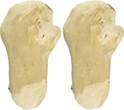 (2 Pack) Ware 089654 Gorilla Chew Natural, Medium