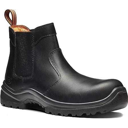 V12 Colt STS, Comfort Fit Safety Dealer Boot, Size 07, Black