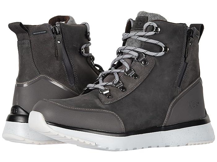 UGG  Caulder Boot (Dark Grey) Mens Work Boots