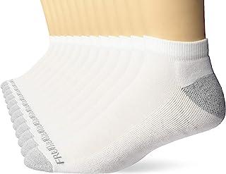 Men's Half Cushion Dual Defense Ankle Socks (12 Pack)