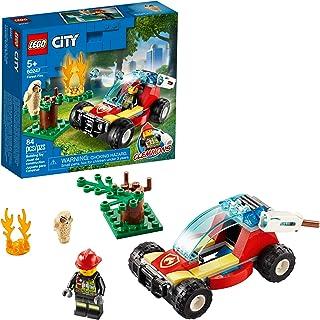 LEGO City 60247 Incendio en el Bosque (84 piezas)