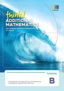 Think! Additional Mathematics Textbook B (10th Edition)
