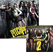 Pitch Perfect 1 and 2 - Movie Soundtrack Bundling - 2 CDs
