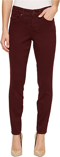 Ami Skinny Legging Jeans in Super Sculpting Denim in Deep Currant