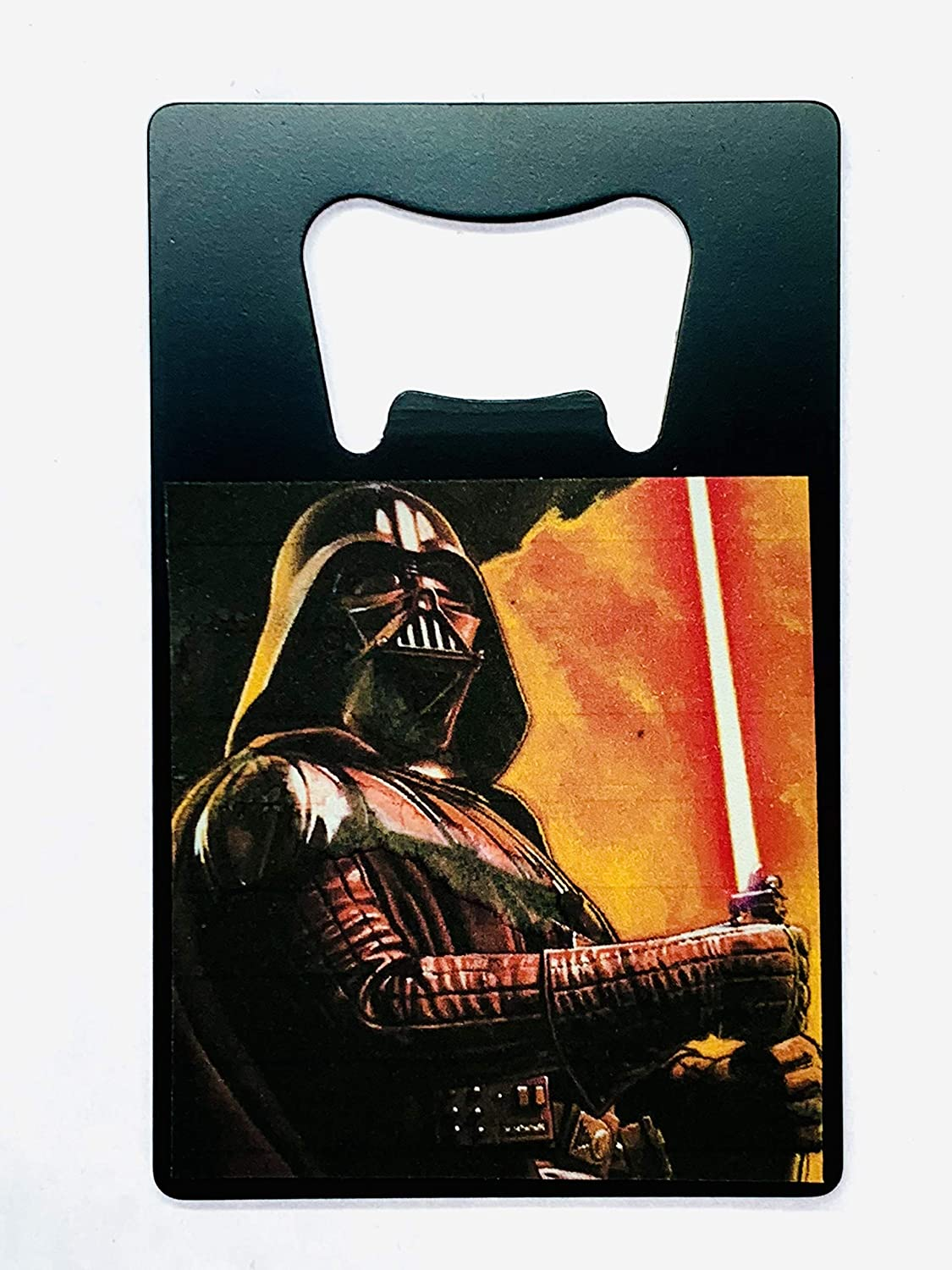 Directly managed store Star Wars Bottle Opener Magnet- from Recycled free Manga Handmade