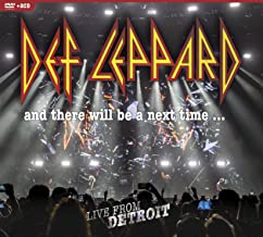 And There Will Be A Next Time...Live From Detroit