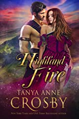 Highland Fire (Guardians of the Stone Book 1) Kindle Edition