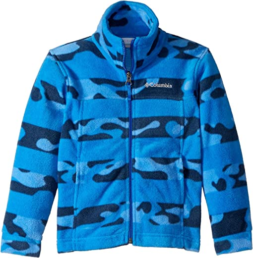 Super Blue/Camo Multi Stripe
