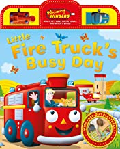 Little Fire Truck's Busy Day: With fold-out play track (1) (Whizzy Winders)
