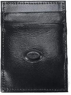 Porta Cartões em Couro Bennesh T19-081 - Preto