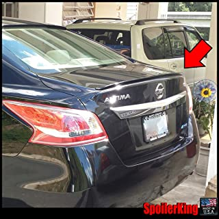 Spoiler King Trunk Lip Spoiler (244L) compatible with Nissan Altima 4dr 2013-on