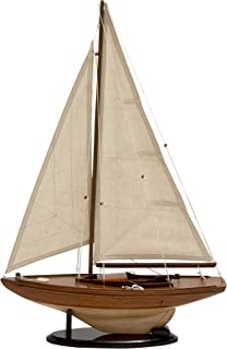 Deco 79 Miniature 木帆船